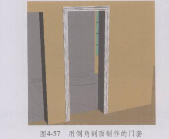 如何用3dmax制作電梯門套裝飾的效果